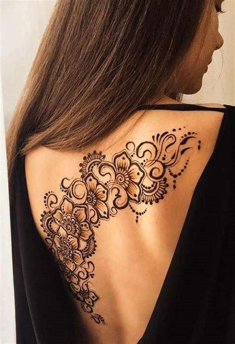 beautiful henna tattoo designs  girls tattoo designs  girls
