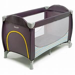 Lit Parapluie Confortable : lit parapluie bi position zig zag lit pliant de babyfit ~ Premium-room.com Idées de Décoration