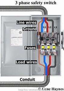 17 Perfect How To Wire A Disconnect Switch Pictures