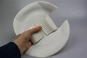 Box Selber Basteln : box aus pappteller basteln handmade kultur ~ Lizthompson.info Haus und Dekorationen