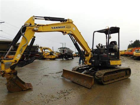 yanmar vio mini excavator  sale  hours woodinville wa
