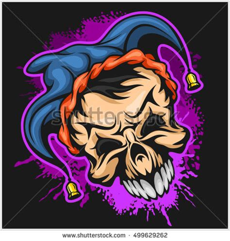 Scary Monster Stock Images Royalty Free Vectors