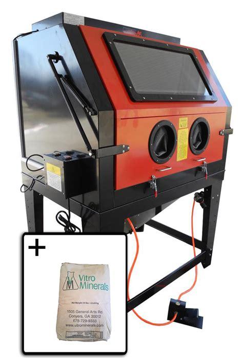 Blast Cabinets by New Redline Elite Re70 Abrasive Sand Blaster Blast Cabinet