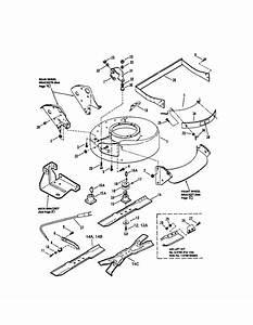 Snapper Model Rp21500 Walk Behind Lawnmower  Gas Genuine Parts
