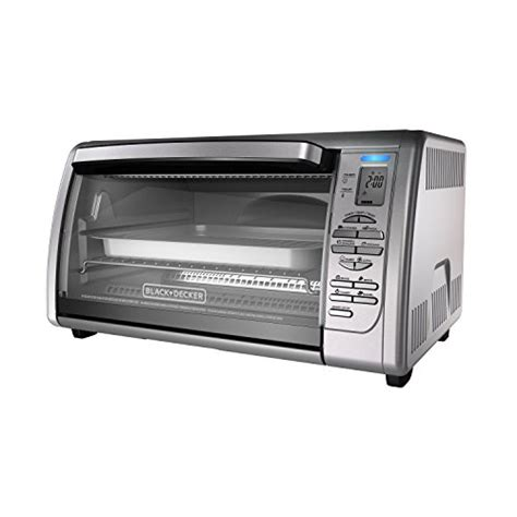 How To Use A Convection Toaster Oven by Black Decker Cto6335s 6 Slice Digital Convection