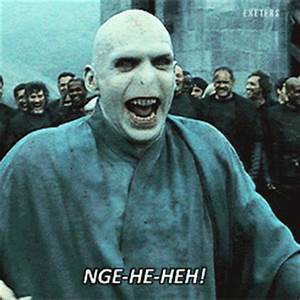 Voldemort laugh - animated gif #2952060 by taraa on Favim.com