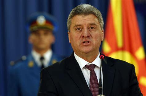 Ziemeļmaķedonijā notiek prezidenta vēlēšanas - Jauns.lv