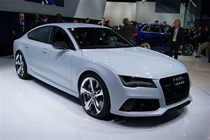 Audi RS7 Sportback: 412kW 'four-door coupe' debuts in
