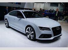 Audi RS7 Sportback 412kW 'fourdoor coupe' debuts in