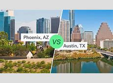 Local Love What's better, Phoenix Real Estate Or Austin