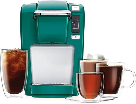 The type of features you will need from. Keurig K15 Single Serve Compact K-Cup Pod Coffee Maker ...