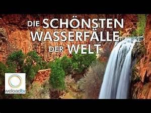 Die Schönsten Gartenbäume : die sch nsten wasserf lle der welt hd youtube ~ Michelbontemps.com Haus und Dekorationen