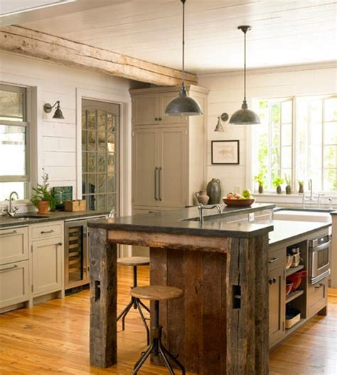 kitchen design rustic modern rustic modern kitchens eatwell101 4553