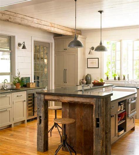 Rustic Modern Kitchens — Eatwell101
