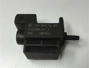 Sell Oem Mercedes Vacuum Solenoid Egr Change Over Valve