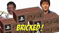Bricked Ps4 Consoles More Lies From Sony (Sony Fanboys Cry ...