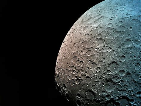 strange mass spotted  moons south pole