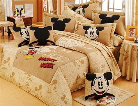 Mickey Mouse Bedroom Decor!!!