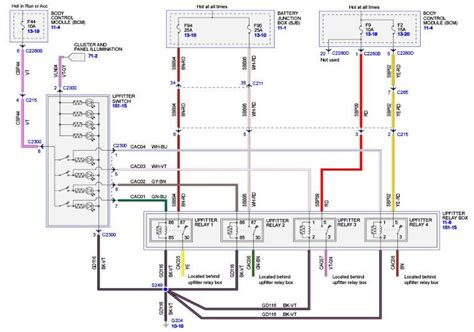 2011 Ford F350 Duty Wiring Diagram by 2011 Ford Upfitter Switches Wiring Diagram Inspirational