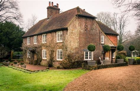 Surprisingly New Traditional Homes by 1900 S Countryside House Breathing With Style