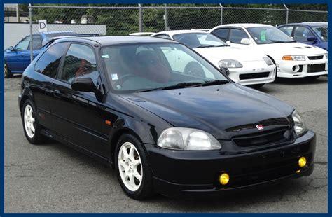 1997 Honda Civic Type R Ek9 Manual B16b For Sale In