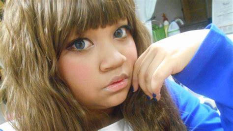 cosplay makeup ai shindou kyoukai  kanata