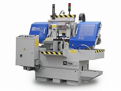 Machines Petra Cutting Saw Band Runner Aluminium