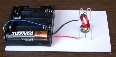 Simple Motor by Kit 15 Simple Electric Motors