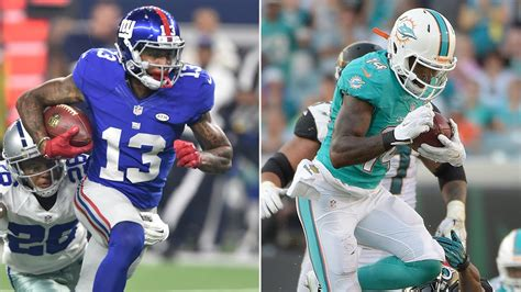 Odell Beckham Jr. And Jarvis Landry Practice Crazy One