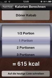 Kalorien Von Lebensmitteln Berechnen : kalorien rechner pro benjamin lochmann apps ~ Themetempest.com Abrechnung