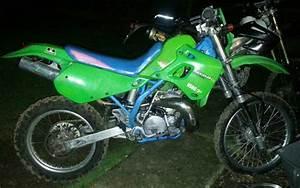 1992 Kawasaki Kdx 250 D2 Road Legal 2 Stroke Motocross Enduro Vinduro Classic