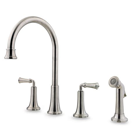 price pfister kitchen faucet warranty price pfister 174 bellport kitchen faucets bed bath beyond
