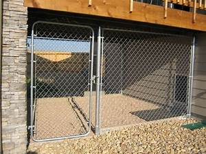 Pinterest discover and save creative ideas for Dog run outdoor kennel house