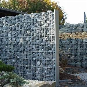 Palissade De Jardin : gabion et palissade en bois mons quivrain saint ghislain ~ Melissatoandfro.com Idées de Décoration
