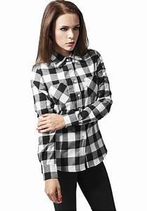 Chemise Noir Et Blanc : chemise carreaux femme noir et blanc irr sistible mode ~ Nature-et-papiers.com Idées de Décoration