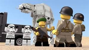 LEGO ATAT in world war II by dino5500 on DeviantArt