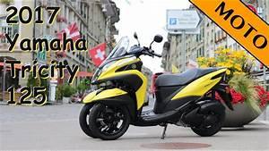 Yamaha Ns 555 Test : 2017 yamaha tricity 125 scooter test de youtube ~ Kayakingforconservation.com Haus und Dekorationen