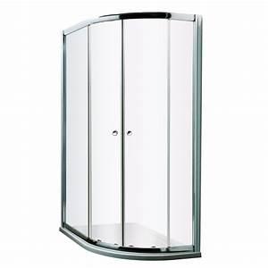 cabine de douche acces d39angle 100x80x195cm receveur d With porte de douche coulissante avec radiateurs soufflants pour salle de bain