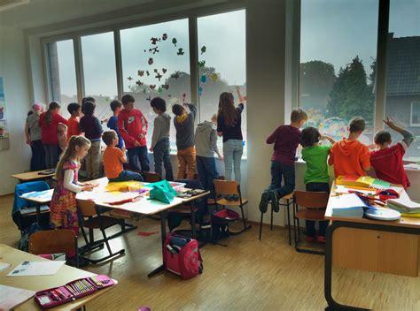 Fensterdekoration Weihnachten Schule by Fensterdeko Fr 195 188 Hling Grundschule