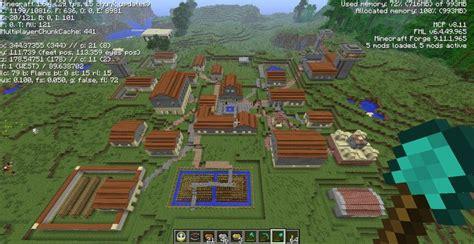 chorio emporikos village agricultural byzantine village complete minecraft forge