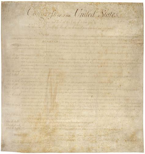 Bill Of Rights  Bill Of Rights Institute