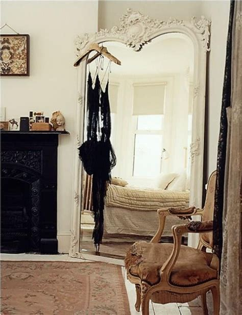 Large Mirror In Bedroom  Home Decor Pinterest
