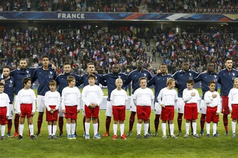 What The French National Anthem England Fans Urged