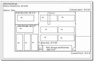 40x60 shop plans joy studio design gallery best design With 40x60 shop floor plans