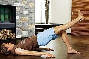 Yoga Zu Hause : beckenbr cke starker po straffe oberschenkel fit for fun ~ Sanjose-hotels-ca.com Haus und Dekorationen