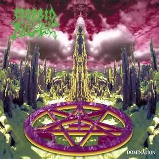 domination morbid angel album wikipedia