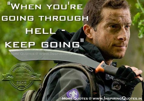 bear grylls quotes image quotes  hippoquotescom