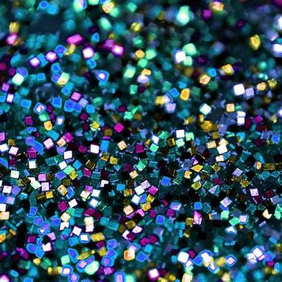Glitter Background Square Multi Colored Ombre Wallpapers