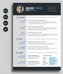 creative resume templates doc downloads 40 best free resume templates 2017 psd ai doc free printable resume and free resume