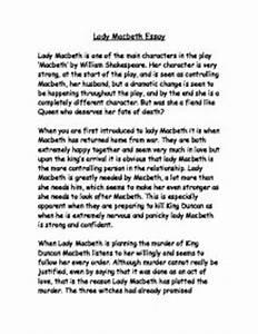 macbeth act 1 scene 7 essay